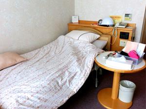 入院生活(部屋)1